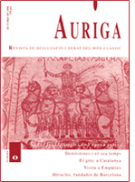 La revista Auriga.