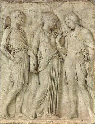 Rilke y la estela de Orfeo y Eurídice.